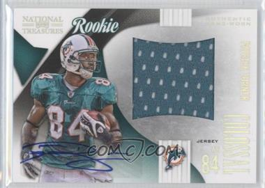 2009 Playoff National Treasures - Rookie Colossal Materials - Signatures [Autographed] #29 - Patrick Turner /50