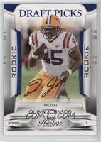 Quinn Johnson /499