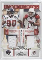 Larry Fitzgerald, Andre Johnson /250