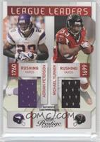 Adrian Peterson, Michael Turner /250