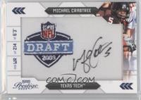 Michael Crabtree #/100