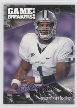 2009 Press Pass - Game Breakers #GB 10 - Josh Freeman