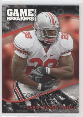 2009 Press Pass - Game Breakers #GB 17 - Chris Wells
