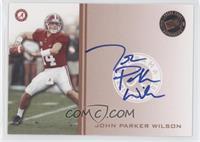 John Parker Wilson