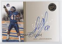 Ian Johnson #/99