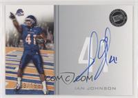 Ian Johnson #/199