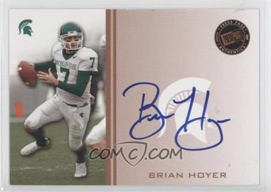2009 Press Pass - Signings #PPS - BH - Brian Hoyer