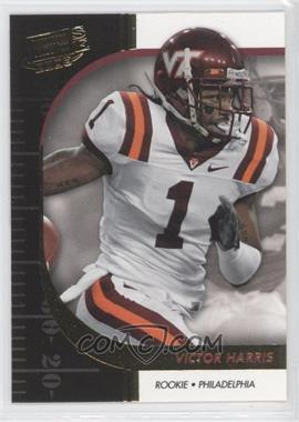 2009 Press Pass Signature Edition - [Base] - Gold #40 - Victor Harris