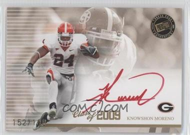 2009 Press Pass Signature Edition - Class of 2009 Autographs - Red Ink #CL-KM - Knowshon Moreno /199