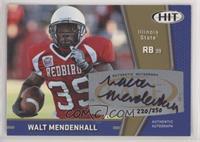 Walter Mendenhall /250