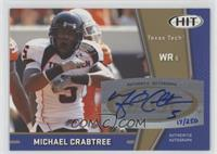 Michael Crabtree #/250