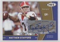 Matthew Stafford #/250