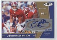 John Parker Wilson /250