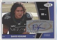 David Veikune