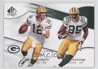 Greg Jennings, Aaron Rodgers