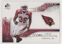 Rookie Authentics - LaRod Stephens-Howling #/999