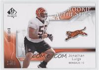 Rookie Authentics - Jonathan Luigs /999