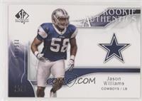 Rookie Authentics - Jason Williams #/999