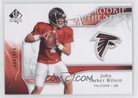 Rookie Authentics - John Parker Wilson #/999