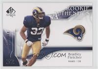 Rookie Authentics - Bradley Fletcher /999