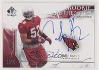 Rookie Authentics Signatures - Cody Brown #/999