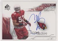 Rookie Authentics Signatures - Cody Brown #/999