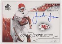 Rookie Authentics Signatures - Quinten Lawrence #/999