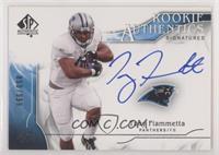 Rookie Authentics Signatures - Tony Fiammetta #/999