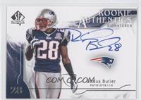 Rookie Authentics Signatures - Darius Butler /799