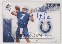 Rookie Authentics Signatures - Curtis Painter #/799
