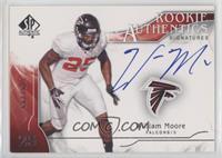 Rookie Authentics Signatures - William Moore #/799