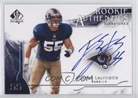 Rookie Authentics Signatures - James Laurinaitis /299