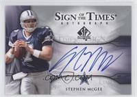 Stephen McGee
