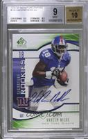 Hakeem Nicks [BGS 9]