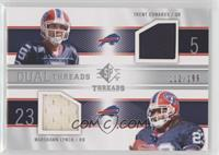Trent Edwards, Marshawn Lynch [Noted] #/199