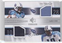 Chris Johnson, Vince Young #/199