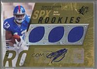 Rookies Auto Jersey - Ramses Barden [Noted] #/549