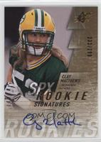Rookie Signatures - Clay Matthews /299