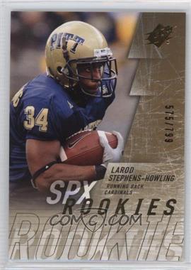 2009 SPx - [Base] #201 - LaRod Stephens-Howling /799
