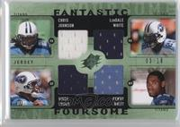 Chris Johnson, LenDale White, Kenny Britt, Vince Young /10