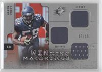 Aaron Curry #/10