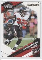 Jerious Norwood #/50