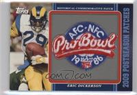 Eric Dickerson [Noted]