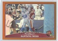 Santana Moss #/649