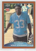 Mike Goodson #/649