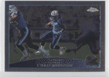 2009 Topps Chrome - [Base] #TC39 - Chris Johnson