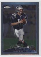 Tom Brady (Blue Jersey) [NoneEXtoNM]