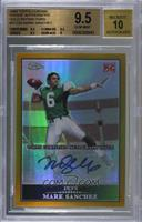 Mark Sanchez [BGS 9.5 GEM MINT] #/10