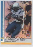Gary Johnson #/25
