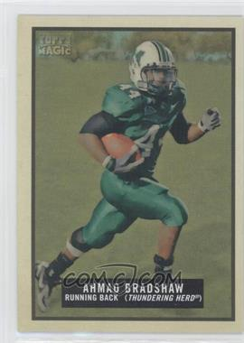 2009 Topps Magic - [Base] #125 - Ahmad Bradshaw